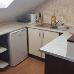 chata POHODA MAX - podkrovie - kuchyňa